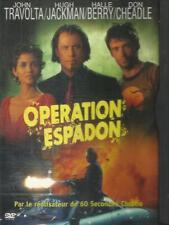 DVD    OPERATION ESPADON  (JOHN TRAVOLTA/HALLE BERRY...)