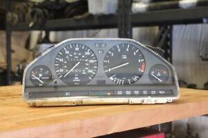 BMW E30 325i 325ix 318i tested Instrument Gauge Cluster Tach Speedo new gear 263