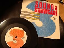 SOUNDS SHOWCASE RARE PROMO VINYL SINGLE . THE MISSION SERPENTS KISS / GANGWAY