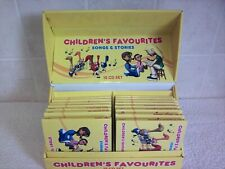 Children's Favourites 15 CD Set Songs & Stories - VGC