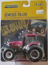1/64 Ertl New Holland T8.410 Pink Tractor