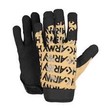 Hk Army Hstl Line Gloves Full Finger Tan paintball gloves New - S Sm Small