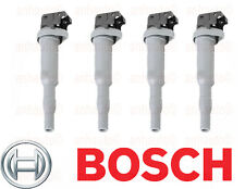 Set of 4 Bosch Ignition Coil for BMW Models with Delphi Version Coil 12138616153
