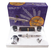 BADGER ANTHEM AIRBRUSH MODEL 155-7 - SUCTION FEED KIT WITH HOSE AND JARS