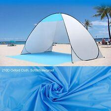 New Tent Tarp Awning Sun Shade Rain Shelter Camping Moisture-proof Picnic Mat
