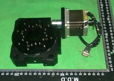 100mm Motorized Rotation Stage w/ STEPPING MOTOR 10 rpm=10 degrees (#2315)