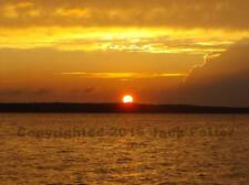 "Capahosic Sunset - 17135 Photo S&N 11""x14"" sci-fi ""Peace: the Series"" Serenian"