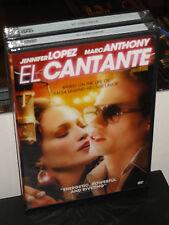 El Cantante (DVD) Marc Anthony, Jennifer Lopez, John Ortiz, Leon Ichaso, NEW!