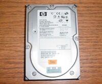 "(Lot of 5) HP BD3008A4C6 360205-023 300GB 10K 3.5"" ULTRA320 SCSI HDD ST3300007LC"