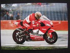 Photo Marlboro Ducati Desmosedici GP4 2004 #65 Loris Capirossi (ITA) TT Assen #1