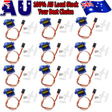 12PCS SG90 9G Mini Micro Servo Motor For RC Robot Helicopter Airplane Car Boat
