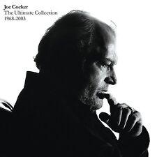 JOE COCKER THE ULTIMATE COLLECTION 1968-2003 2-CD ALBUM SET **free UK p+p**