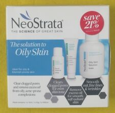 BRAND NEW NeoStrata Oily Skin Solution 100ml, Facial Cleanser, Ultra Face Cream