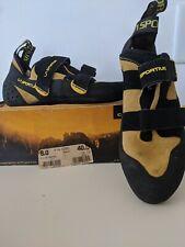 La Sportiva kumo climbing shoes 40.5
