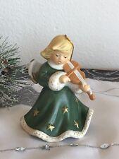 Goebel ★ Engel Jahresengel Glöckchen 1999 - mit Geige ★ RARITÄT ★ wie NEU ★