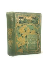 1897 Uncle Tom's Cabin by Harriet Beecher Stowe M.A. Donohue ILLUSTRATED