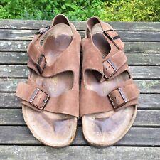 Birkenstock Milano Leather Men's Sandal Size 11 Regular Width