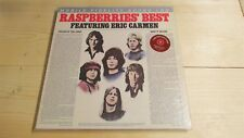 RASPBERRIES Best Featuring Eric Carmen MFSL RED VINYL LP Ltd #859 NEW SEALED