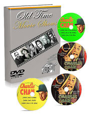 Charlie Chan 12 Public Domain Movies On Four DVDs Supplied In A DVD Case