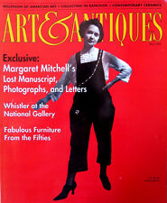 ART & ANTIQUES MAGAZINE--MAY 1995 -- WHISTLER, FIFTIES FURNITURE, BANGKOK