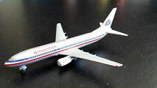 BOEING 737-800 American Airlines Herpa Wings 1/500 scale model