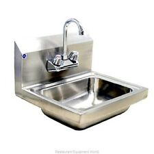 Blue Air Commercial Stainless Steel Bsh-14/Lf Sink Hand New