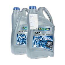 8 (2x4) Liter ATF Fluid Type F Automatik Getriebeöl für FORD M2C-33F/G
