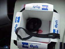 "5M Genuine British Coats  ""Opti""  Black Continuous Chain Zip & 5 Fitted Sliders"