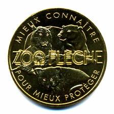 72 LA FLECHE Zoo, Mieux connaître pour mieux protéger, 2020, Monnaie de Paris