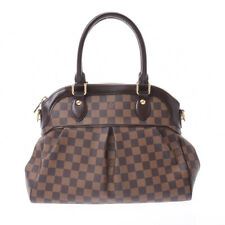 LOUIS VUITTON Damier Trevi PM 2WAY bag Brown N51997 Hand Bag 800000084357000