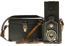 "Zeiss Ikon 850/16 IKOFLEX ""coffee can"" TLR Camera Novar f=8cm 1:6.3 Lens ca.1934"