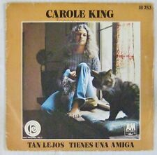 Chats - Chiens  45 tours Carole King