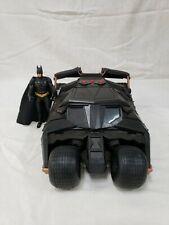 Batman Begins Tumbler With Batman Figure
