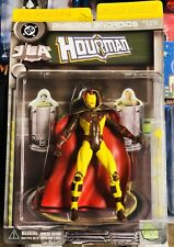 DC Direct Hourman, Amazing Androids, JLA Action Figure 6""