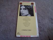 Bob Dylan Hard Rain CD Long Box Only - No Disc - No CD