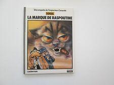 CANARDO EO1982 TBE LA MARQUE DE RASPOUTINE EDITION ORIGINALE