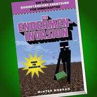 MINECRAFT 3   DIE ENDERMEN INVASION   Roman für Minecrafter (Buch)