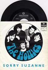 "THE HOLLIES SORRY SUZANNE 1969 RECORD YUGOSLAVIA 7"" PS 45rpm SINGLE"