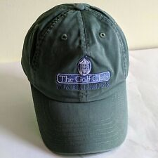 The Golf Club At North Hampton Green Baseball Hat Cap 100% Cotton Adjustable