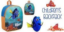 Children's Backpack Disney Pixar Finding Dory Bag New With Tags Free Delivery