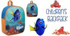 Zaino Per Bambini Disney Pixar FINDING DORY Borsa NUOVO CON ETICHETTE CONSEGNA GRATUITA