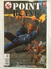 Point Blank #2 Comic Book Wildstorm DC 2002