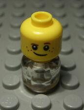 Lego Figur Zubehör Kopf Mann Junge                                  (97 #)