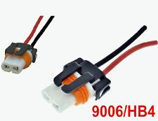 HB4 Lampensockel Stecker Fassung Sockel 9006 m. Kabel Anschluss plug Auto KFZ