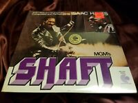 Shaft Soundtrack VINYL LP Isaac Hayes  2LP Stax Enterprise 1972 PRESSING NEW!