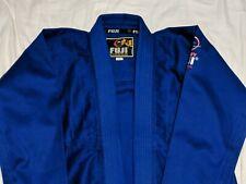 Fuji Victory Kimono A0 Royal Blue Martial Arts Judo Karate