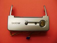 Brother P-Touch QL-500 Label Printer On/Off Feed Button Control Assembly