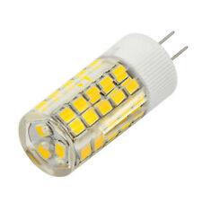 Lampada lampadina LED G4 6W 63 led smd luce calda 500lm 12V ac/dc potenza 50w