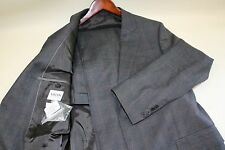 #96 Armani Collezioni G Line  Two Button Suit Size 42 R