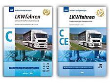 Top Angebot!!Nur kurz:Führerschein Kl C, CE, C1 SET !!!Buch und Bögen